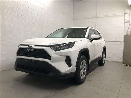 2021 Toyota RAV4 LE (Stk: TX059) in Cobourg - Image 1 of 7