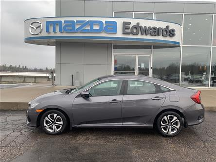 2018 Honda Civic LX (Stk: 22516) in Pembroke - Image 1 of 9