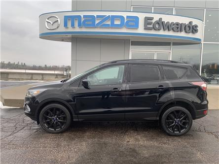 2017 Ford Escape SE (Stk: 22522) in Pembroke - Image 1 of 10