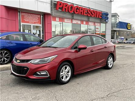 2017 Chevrolet Cruze LT Auto (Stk: H7273176) in Sarnia - Image 1 of 17
