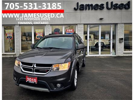 2015 Dodge Journey SXT (Stk: N21107A) in Timmins - Image 1 of 14