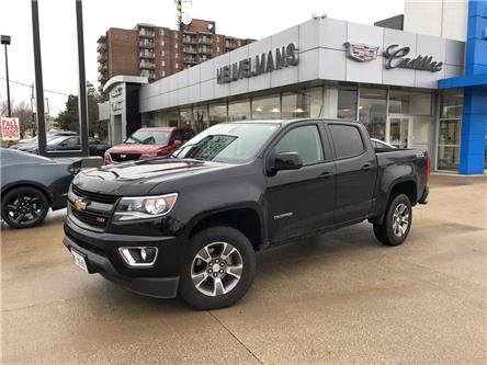 2020 Chevrolet Colorado Z71 (Stk: 20116A) in Chatham - Image 1 of 18