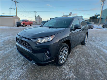 2019 Toyota RAV4 Limited (Stk: 2130701) in Regina - Image 1 of 32