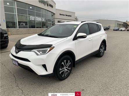 2016 Toyota RAV4  (Stk: U04663) in Chatham - Image 1 of 23