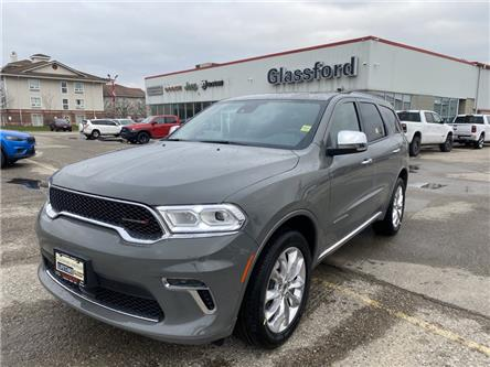 2021 Dodge Durango Citadel (Stk: 21-054) in Ingersoll - Image 1 of 21