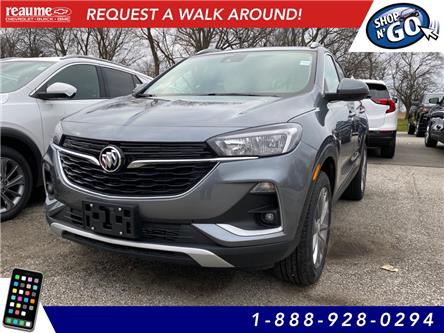 2021 Buick Encore GX Select (Stk: 21-0190) in LaSalle - Image 1 of 9
