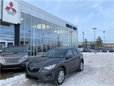 2015 Mazda CX-5 GT (Stk: BM3926) in Edmonton - Image 1 of 28