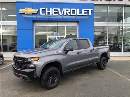 2021 Chevrolet Silverado 1500 Silverado Custom Trail Boss (Stk: 21070) in Ste-Marie - Image 1 of 8