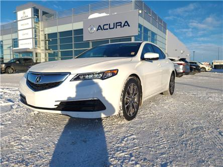 2017 Acura TLX Base (Stk: A4304) in Saskatoon - Image 1 of 21