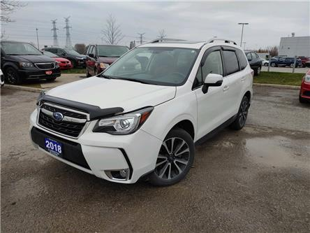 2018 Subaru Forester 2.0XT Touring (Stk: U1138) in Clarington - Image 1 of 9