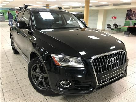 2017 Audi Q5 2.0T Technik (Stk: 210101A) in Calgary - Image 1 of 20
