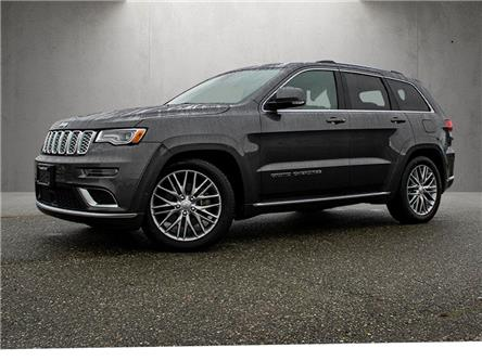 2018 Jeep Grand Cherokee Summit (Stk: HB3-2306A) in Chilliwack - Image 1 of 21