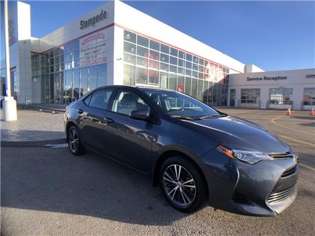2019 Toyota Corolla LE (Stk: 9266A) in Calgary - Image 1 of 21