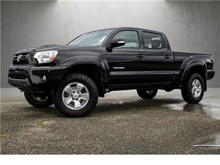 2013 Toyota Tacoma V6 (Stk: M20-1461C) in Chilliwack - Image 1 of 17