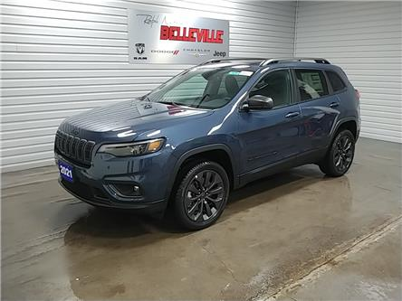 2021 Jeep Cherokee North (Stk: 1029) in Belleville - Image 1 of 10
