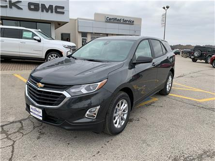 2021 Chevrolet Equinox LS (Stk: 47110) in Strathroy - Image 1 of 7
