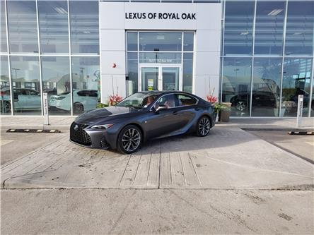 2021 Lexus IS 350 Base (Stk: L21118) in Calgary - Image 1 of 16