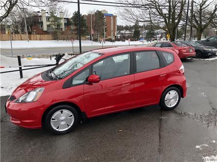 2009 Honda Fit LX (Stk: ) in Ottawa - Image 1 of 12