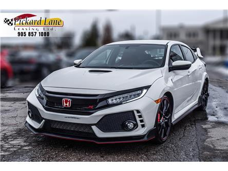 2018 Honda Civic Type R Base (Stk: 300317) in Bolton - Image 1 of 21