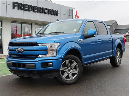 2019 Ford F-150 Lariat (Stk: 201654A) in Fredericton - Image 1 of 18