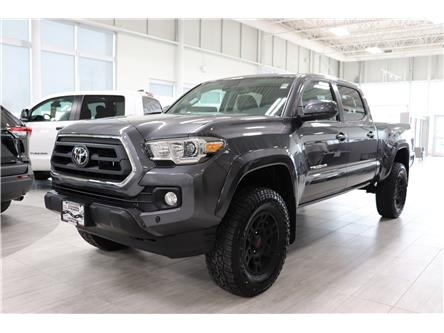 2021 Toyota Tacoma Base (Stk: X056695) in Winnipeg - Image 1 of 19