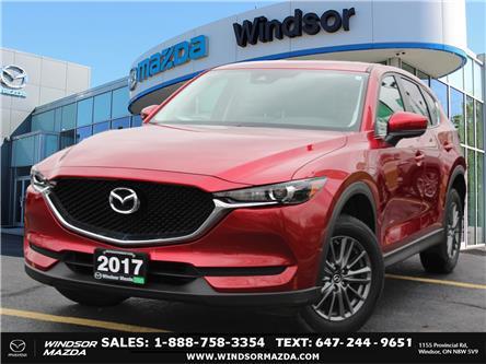 2017 Mazda CX-5 GS (Stk: PR3777) in Windsor - Image 1 of 24