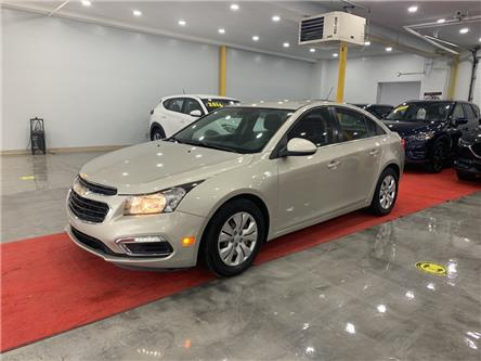 2016 Chevrolet Cruze Limited 1LT (Stk: ) in Richmond Hill - Image 1 of 27