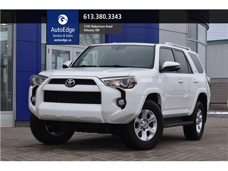 2017 Toyota 4Runner SR5 (Stk: A0433) in Ottawa - Image 1 of 30