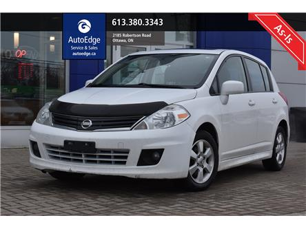 2012 Nissan Versa  (Stk: A0361A) in Ottawa - Image 1 of 7