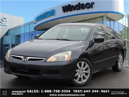 2006 Honda Accord EX V6 (Stk: TR2041) in Windsor - Image 1 of 2