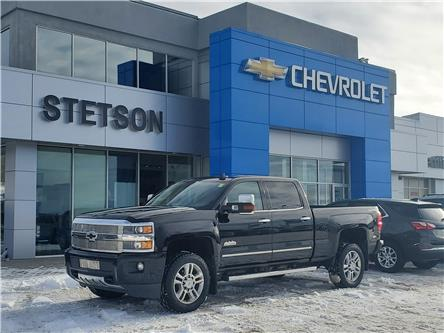 2016 Chevrolet Silverado 2500HD High Country (Stk: 21-055A) in Drayton Valley - Image 1 of 13