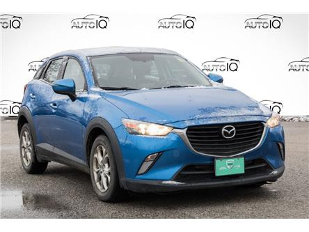 2016 Mazda CX-3 GS (Stk: 27605AUJ) in Barrie - Image 1 of 27