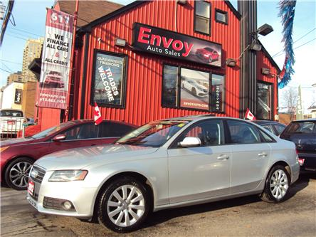 2012 Audi A4 2.0T Premium Plus (Stk: ) in Ottawa - Image 1 of 30