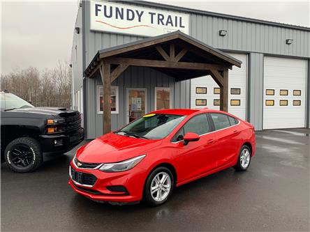 2017 Chevrolet Cruze LT Auto (Stk: 21006A) in Sussex - Image 1 of 10
