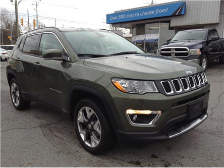 2020 Jeep Compass Limited (Stk: 201258) in Kingston - Image 1 of 27