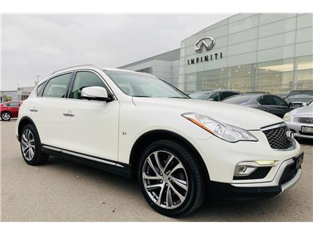2017 Infiniti QX50 Base (Stk: H9089A) in Thornhill - Image 1 of 18