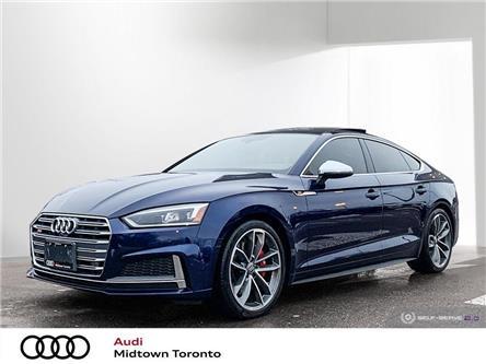 2018 Audi S5 3.0T Technik (Stk: P8517) in Toronto - Image 1 of 25