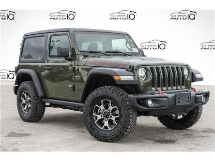 2021 Jeep Wrangler Rubicon (Stk: 34518) in Barrie - Image 1 of 27