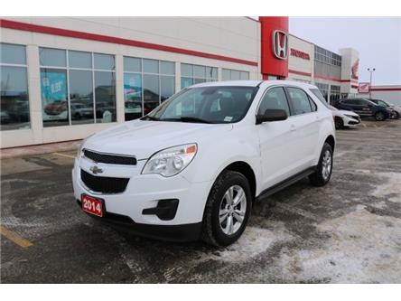 2014 Chevrolet Equinox LS (Stk: U1198) in Fort St. John - Image 1 of 16