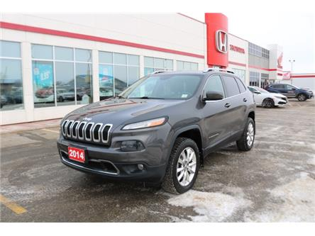 2014 Jeep Cherokee Limited (Stk: U1196) in Fort St. John - Image 1 of 20