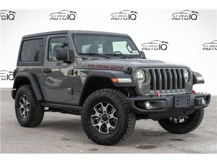 2021 Jeep Wrangler Rubicon (Stk: 34522) in Barrie - Image 1 of 23