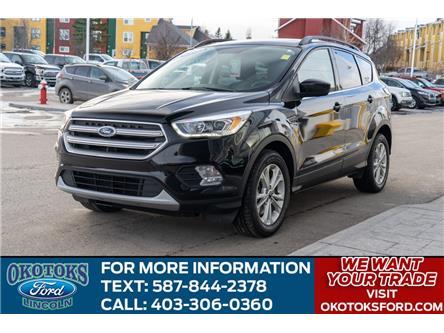 2017 Ford Escape SE (Stk: B84019) in Okotoks - Image 1 of 23