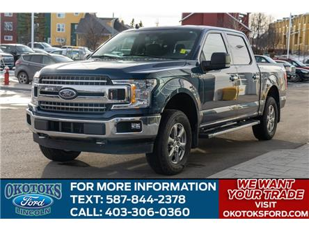 2018 Ford F-150 XLT (Stk: L-1399A) in Okotoks - Image 1 of 24
