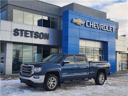 2018 GMC Sierra 1500 SLT (Stk: 21-065A) in Drayton Valley - Image 1 of 14
