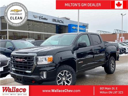 2021 GMC Canyon  (Stk: 149072) in Milton - Image 1 of 19