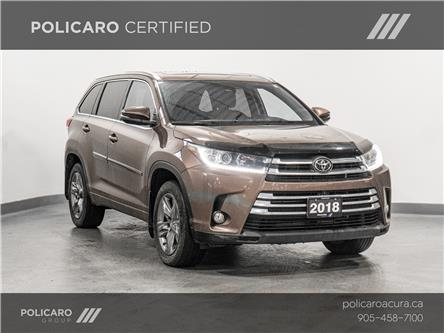 2018 Toyota Highlander Limited (Stk: 914263T) in Brampton - Image 1 of 27