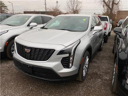 2021 Cadillac XT4 Luxury (Stk: K1D052) in Mississauga - Image 1 of 5
