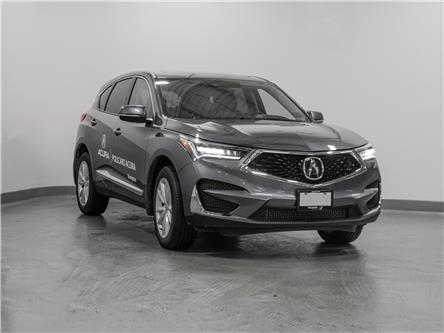 2021 Acura RDX Tech (Stk: M801743COURTESY) in Brampton - Image 1 of 24