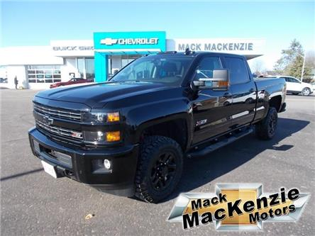 2019 Chevrolet Silverado 2500HD LT (Stk: 30187) in Renfrew - Image 1 of 10