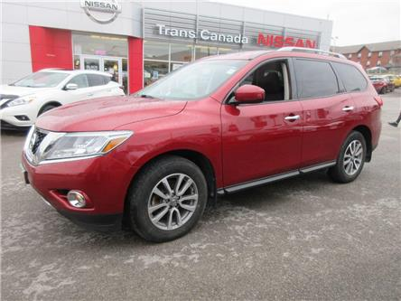 2016 Nissan Pathfinder  (Stk: 91698A) in Peterborough - Image 1 of 25